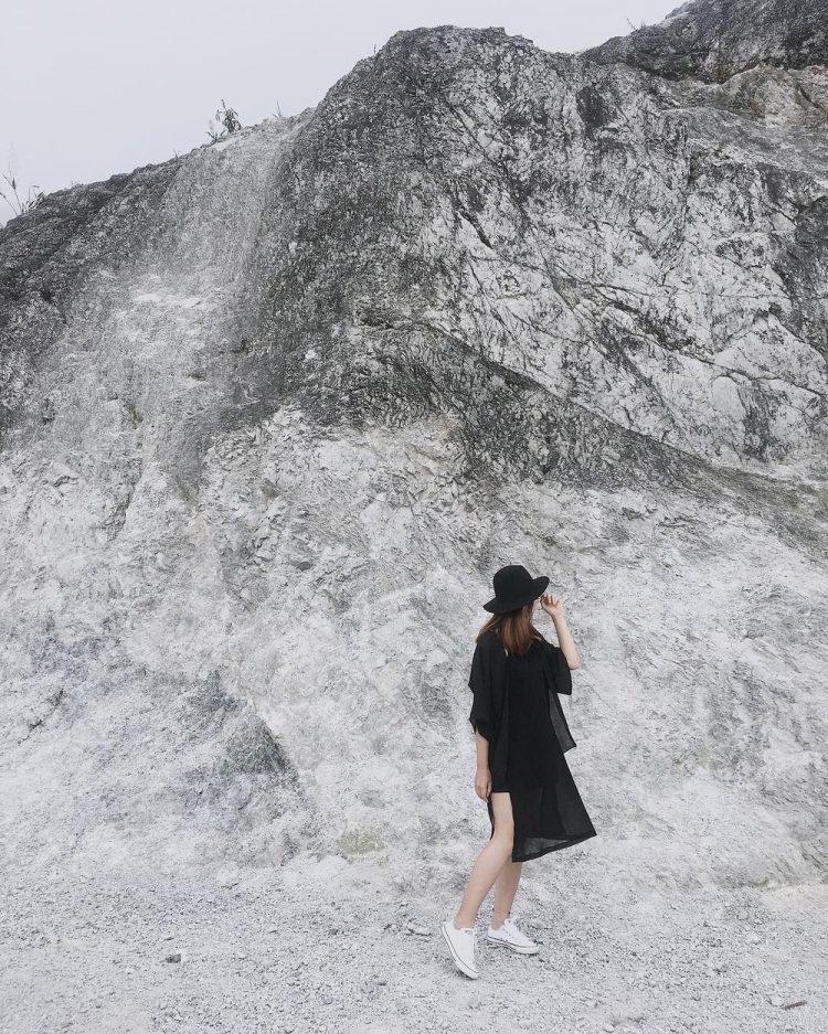 sống ảo tại đèo đá trắng