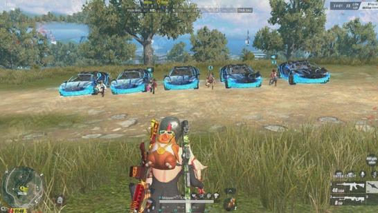 Lối chơi sinh tồn trong Rules of Survival kích thích người chơi nhờ sự đa dạng