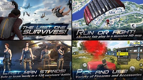 Tải Rules Of Survival cho PC và Mobile