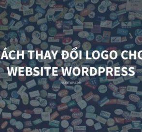 Cách-thay-đổi-logo-cho-website-WordPress