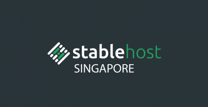 StableHost-Singapore