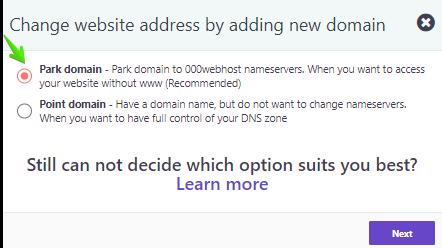 park-domain